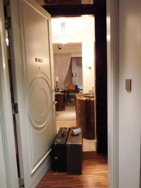 St. Regis Hotel Singapore room