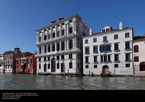 Fondazione Prada Venezia, Ca' Corner della Regina