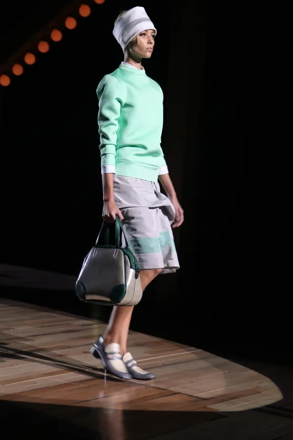 Preview: Marc Jacobs Spring Summer 2012