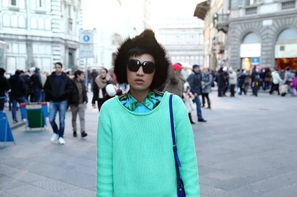 Mint Acne sweater