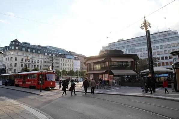 Norrmalmstorg, Stockholm