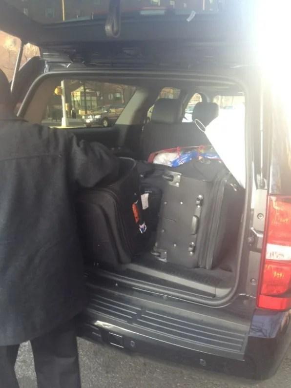 Bryanboy's luggage fiasco in New York
