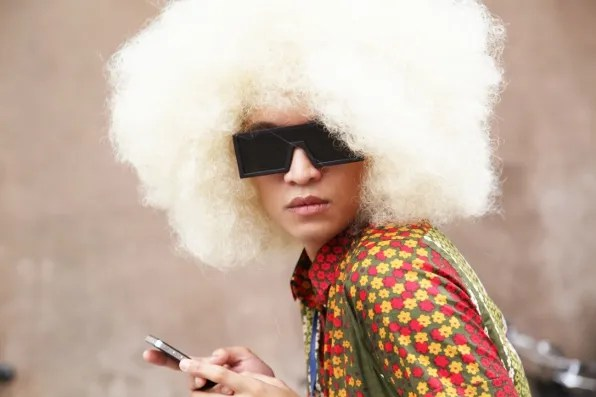 Bryanboy's Blonde Ambition