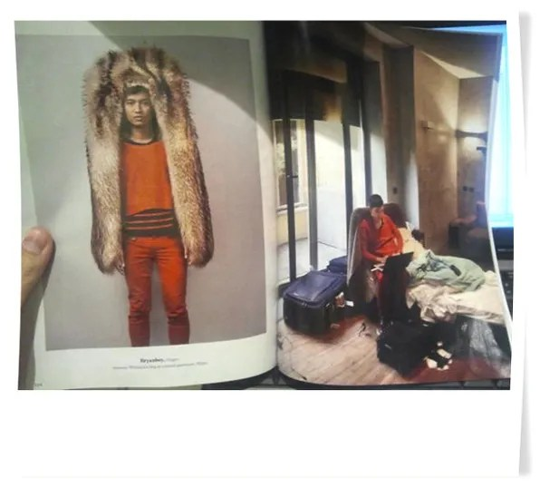 Bryanboy in New York Magazine's Fall 2011 Fashion Issue