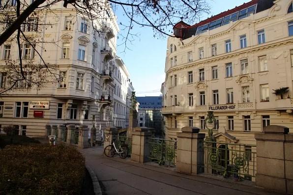 Fillgrader Stiege Vienna