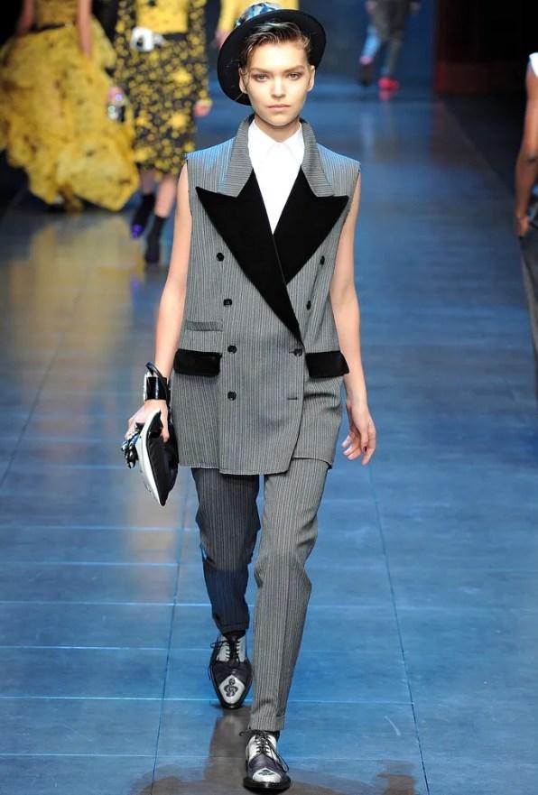 Dolce & Gabbana fall winter 2011