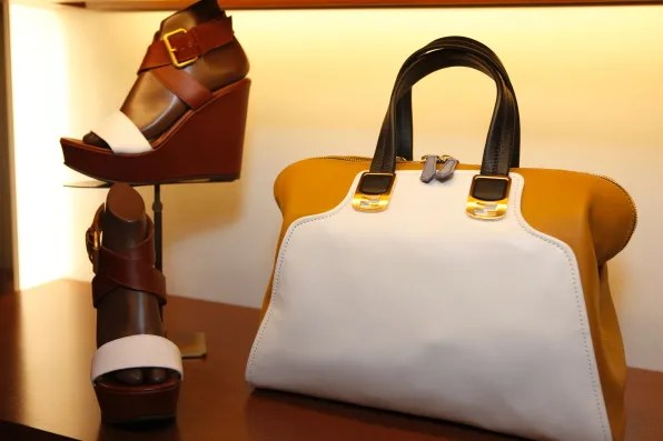 A bag from Fendi