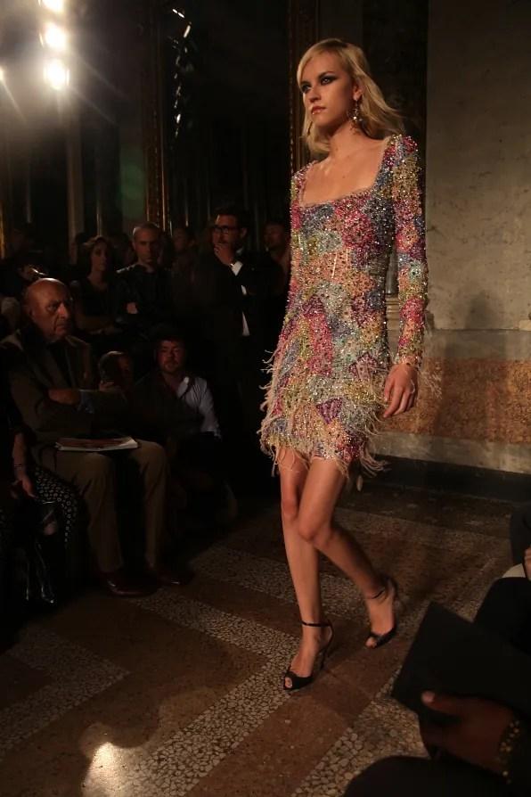 Emilio Pucci Spring Summer 2012: Look 3
