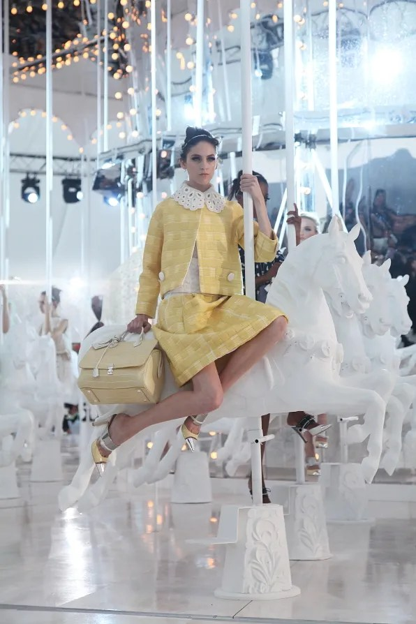 First Look - Louis Vuitton spring/summer 2012