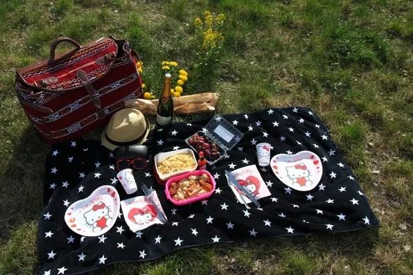 Bryanboy's picnic in Stockholm