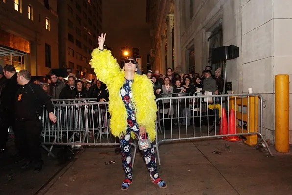 Bryanboy and Lady Gaga's Little Monsters