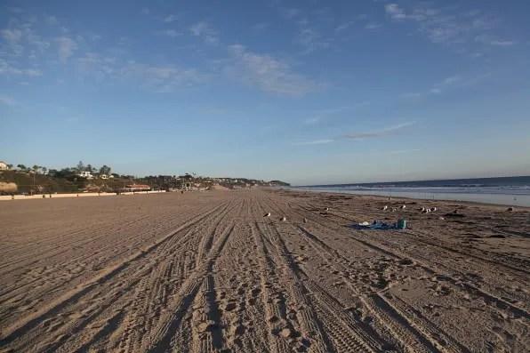 Shore at Zuma Beach, Malibu