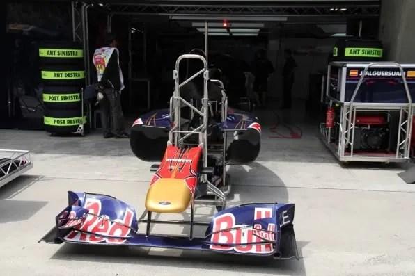 Red Bull Car at F1 Shanghai