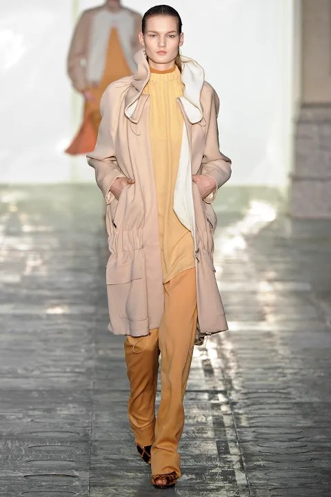 Richard Nicoll fall winter 2011 fashion show