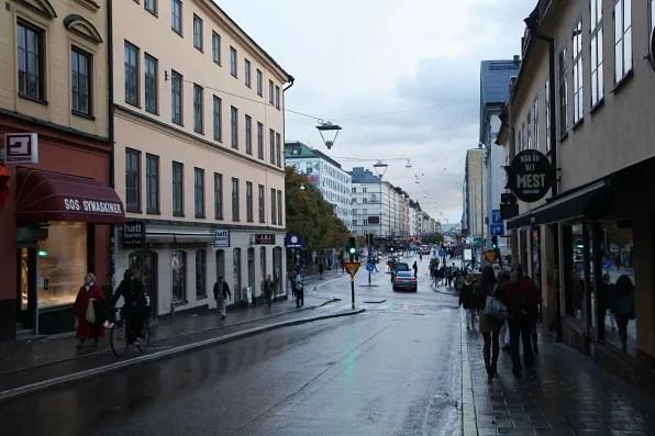 Götgatan Södermalm, Stockholm