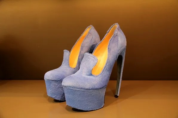 Thierry Mugler shoes  - platform pumps
