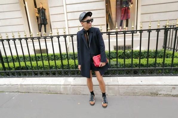 Chanel boutique, Avenue Montaigne, Paris