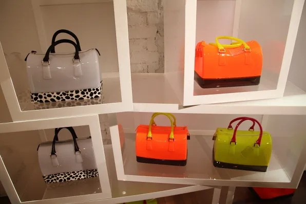 Furla Candy bags from their fall/winter 2012 collection