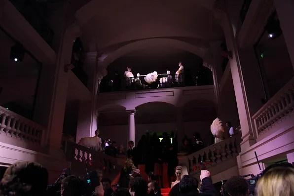 Avant-Premiere of the Louis Vuitton Marc Jacobs exhibition at Les Arts Decoratifs at the Louvre