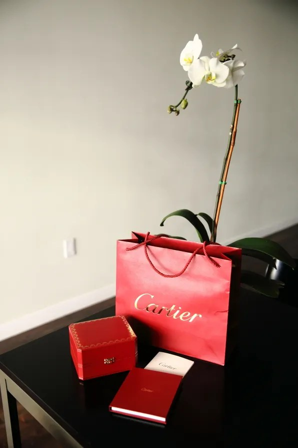 Cartier Packaging