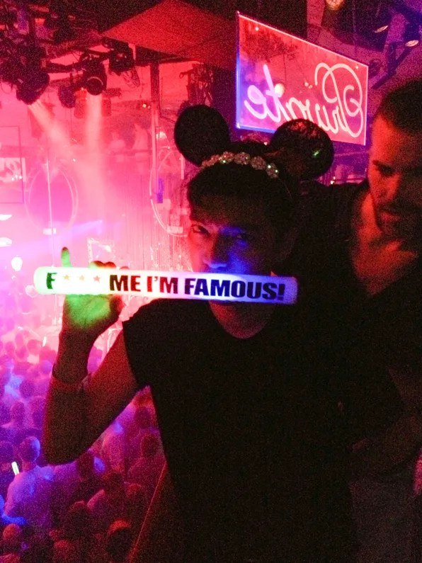 F*** me I'm Famous Pacha, Ibiza
