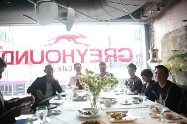 Greyhound Cafe, Siam Center Bangkok