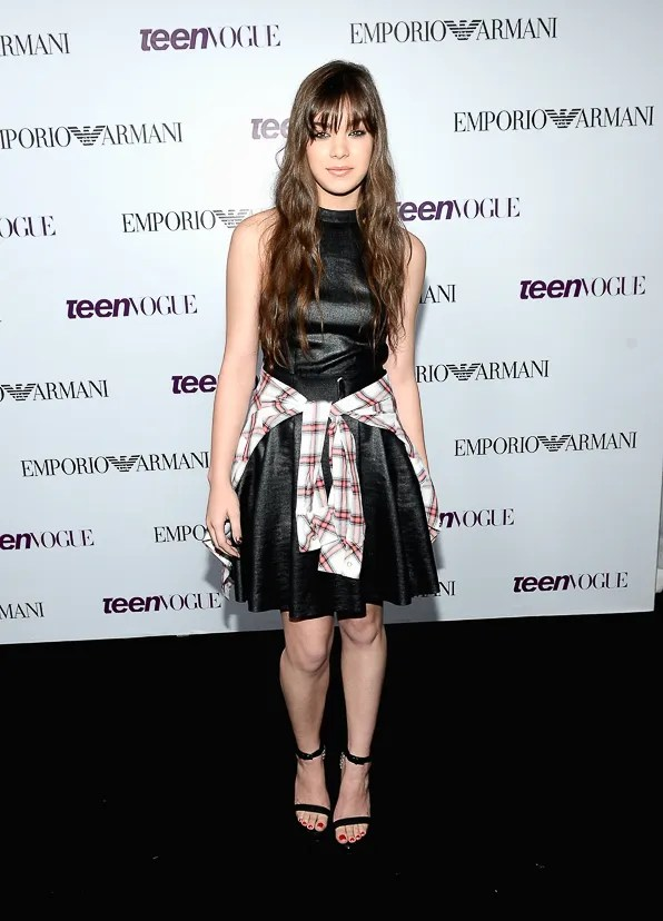 Hailee Steinfeld at the 2013 Teen Vogue Young Hollywood Party in Los Angeles, CA