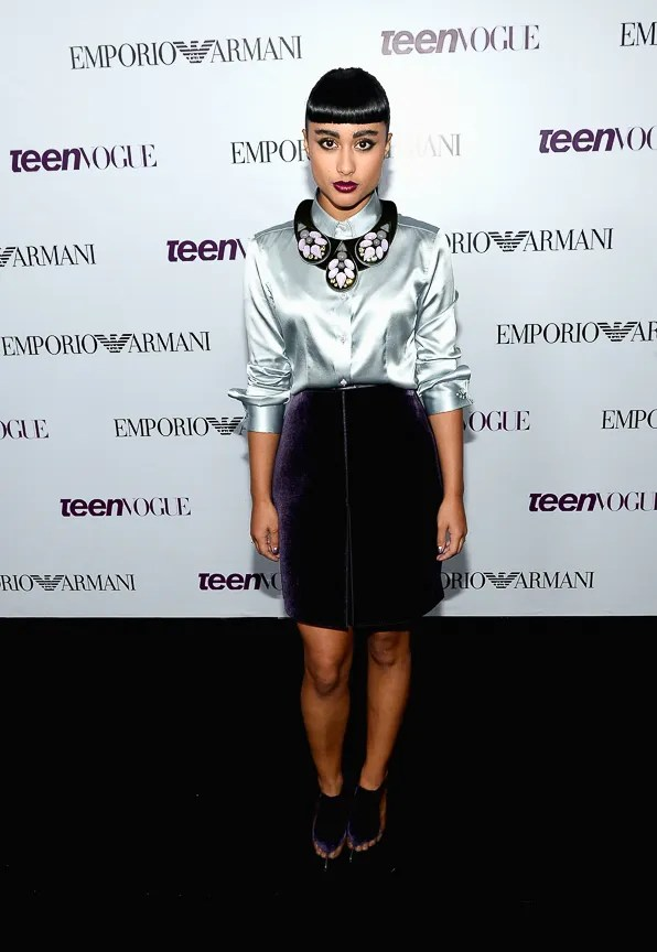 Natalia Kills at the 2013 Teen Vogue Young Hollywood Party in Los Angeles, CA