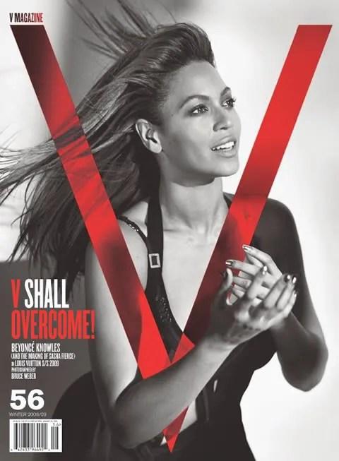 Beyonce for V Magazine, V56