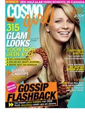 Mischa Barton for COSMOGirl! Magazine Netherlands cover