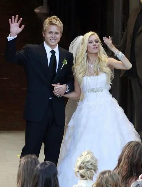 Heidi Montag and Spencer Pratt Wedding Photos