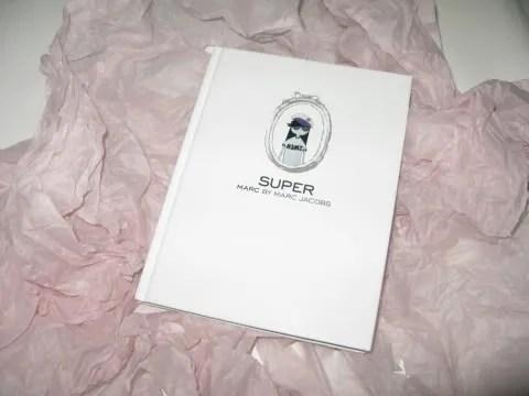 Super Marc by Marc Jacobs Book by ElleGirl Korea