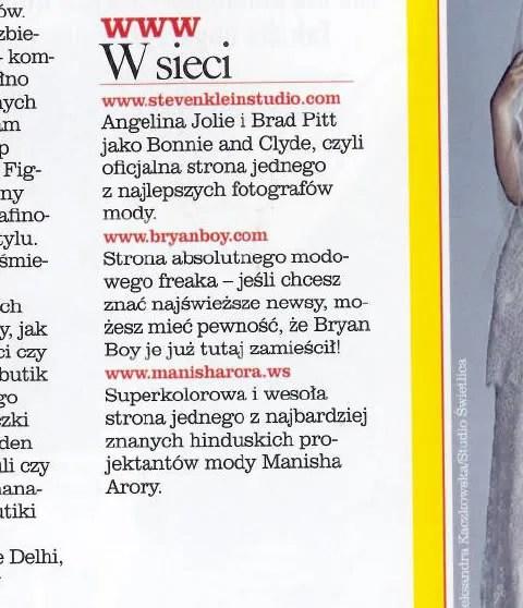 Viva! Moda Magazine Poland
