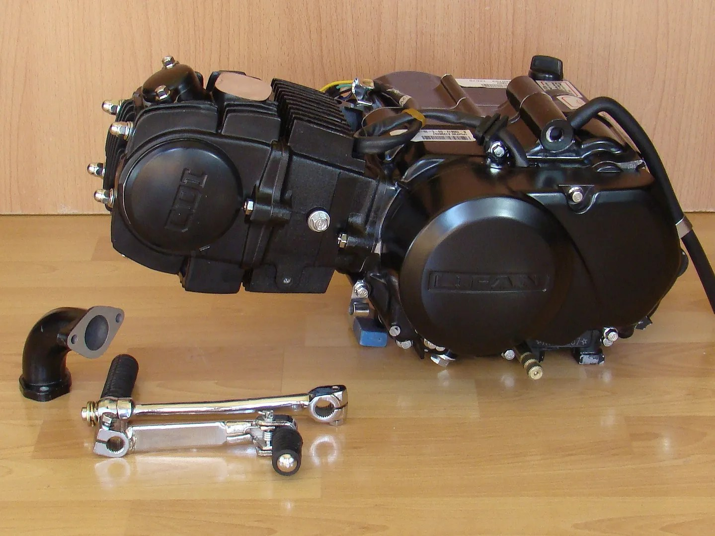 small resolution of lifan 125cc 1p54fmi engine motor complete kit for honda xr50 crf50