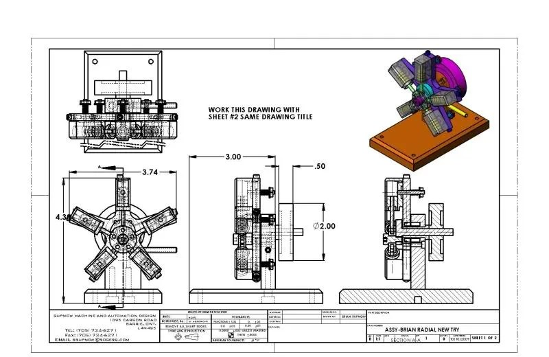 Radial Engine Working Drawings Pictures to Pin on