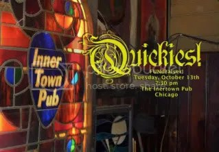 QUICKIES! Chicago - October 13