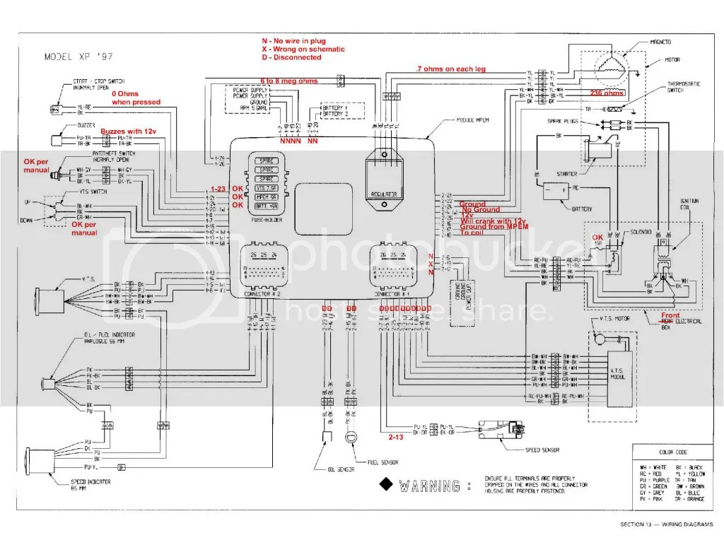 hight resolution of sea doo 587 wiring diagram wiring diagram sample 98 seadoo wiring diagram