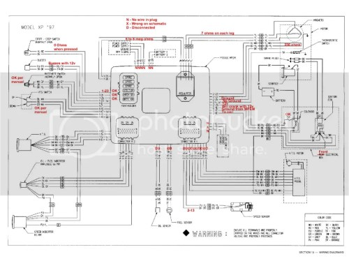 small resolution of sea doo wiring diagrams wiring diagram post 1997 sea doo wiring diagram 1997 sea doo wiring diagram