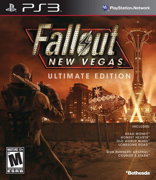 Fallout: New Vegas - Ultimate Edition (2012) PS3-RiOT