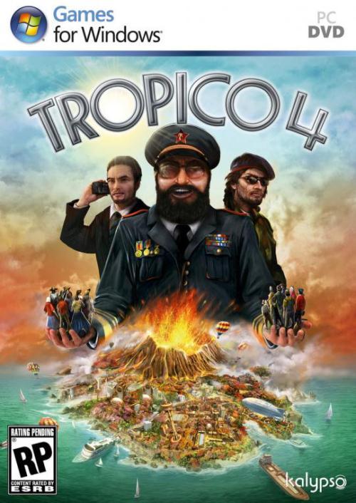 Tropico 4 (2011) KaOs