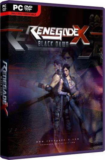 a9517592ca3d41309e770c29d735c51a - Renegade X: Black Dawn (2012/MULTI2/RePack R.G. Element Arts)
