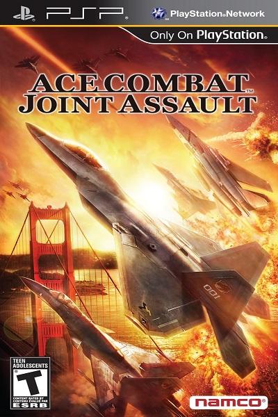 Ace Combat Joint Assault (2010) USA.PSP-BAHAMUT