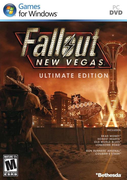 Fallout: New Vegas - Ultimate Edition (2012) PROFETA