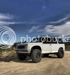 1994 ford explorer build [ 1024 x 768 Pixel ]