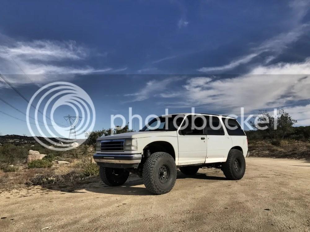 medium resolution of 1994 ford explorer build