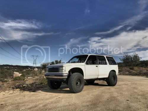 small resolution of 1994 ford explorer build
