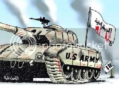 {Democracy} by Khaldun Gharayebeh-Al Rai newspaper-Jordan