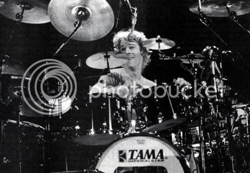 Stewart Copeland, circa 1980