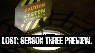 LOST: Season Three Preview.