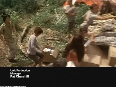 100 supply boxes, every one of them full of bran.
